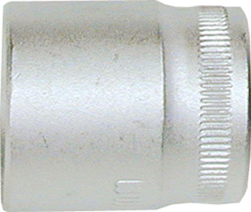 "Bussola esagonale 1/2"" x 17 mm satinata BGS"