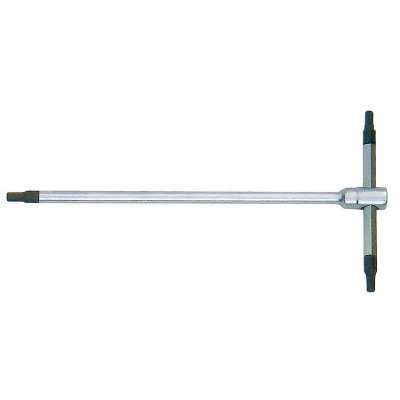 Chiave TI brugola con testa sferica mm 4 FERMEC 651-4
