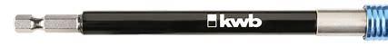Portainserti ultralungo 1/4x300 mm a sostituzione rapida KWB 100730