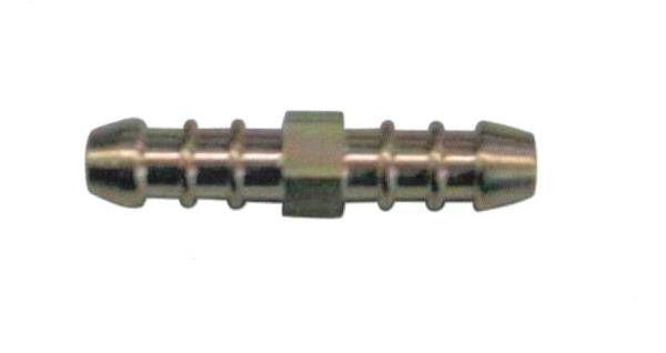 Portagomma bigiunto ottone 2 vie per GPL Ø 9 mm