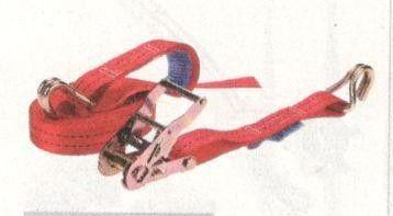 Cinghia con tirante a cricchetto e 2 ganci mm 6 x 35 KWB 773296