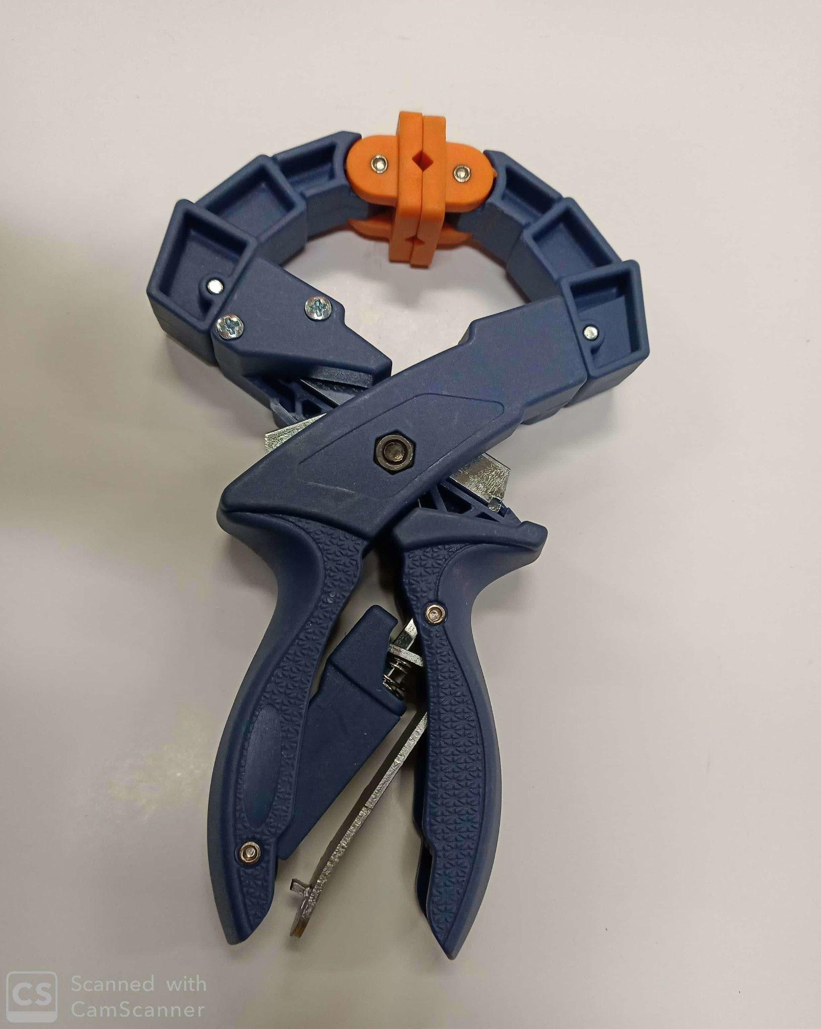 Morsetto HANDY estensibile apertura massima 150 mm JORGENSEN