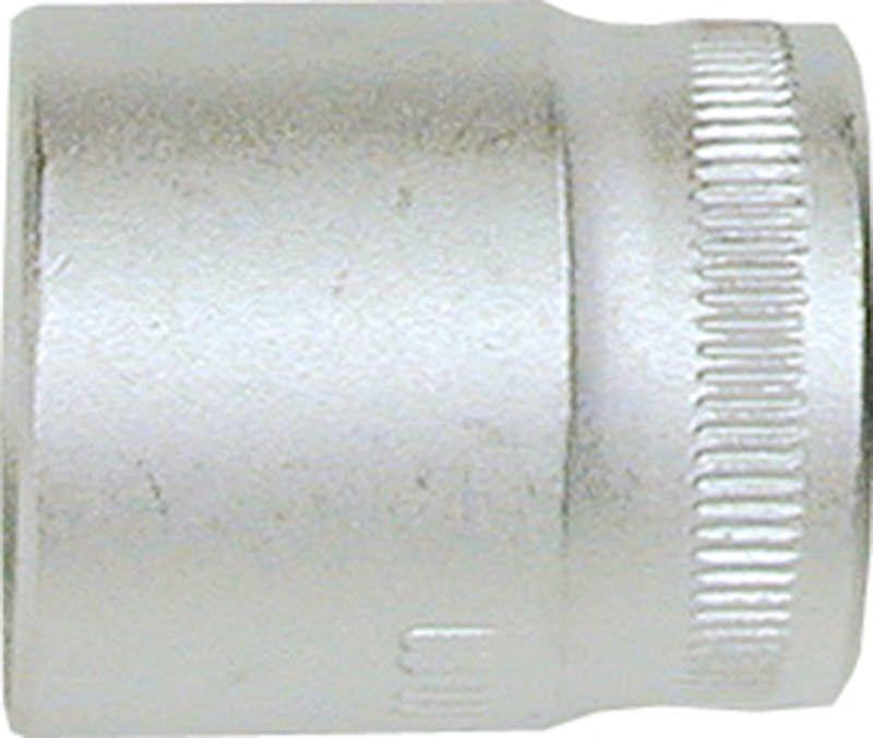 "Bussola esagonale 1/2"" x 22 mm satinata FERMEC 4615-0220"