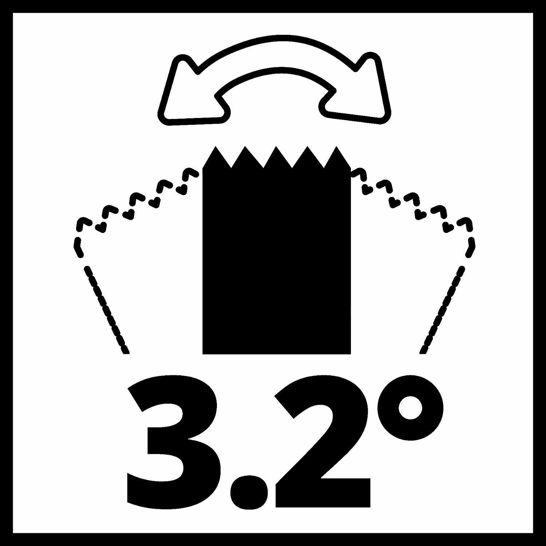 Utensile Multifunzionale a Batteria Varrito, 18 V Set di 14 Pezzi EINHELL 4465160
