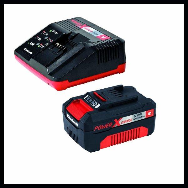 Smerigliatrice Angolare Batteria Te-AG 18/115 Li Kit (1 X 3.0Ah), 18 V EINHELL 4431119