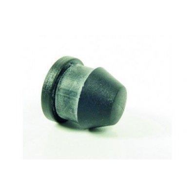 Tappo con gommino d. 13 mm