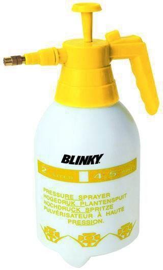 Pompa a Pressione con ugello in ottone capacita' LT 2 mod. ROSA BLINKY