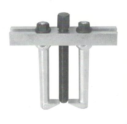 Estrattore a due griffe mm 80 per esterni e per interni in acciaio forgiato
