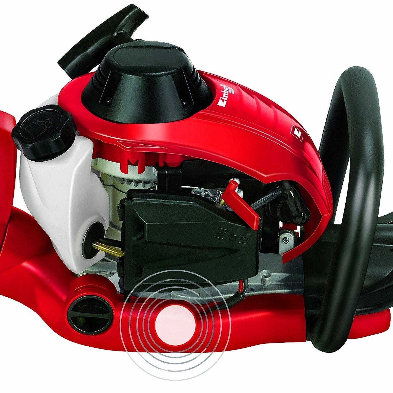 Tagliasiepe a scoppio GE-PH 2555 EINHELL 3403835  Potenza: 0,85 kW (1,15 HP)