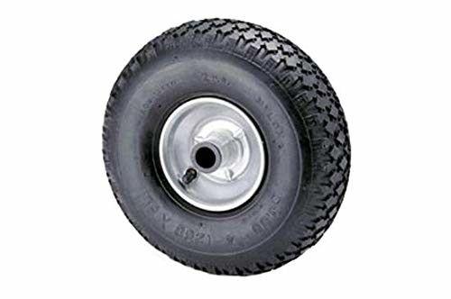 Ruota pneumatica perno eccentrico mm 260 foro 20