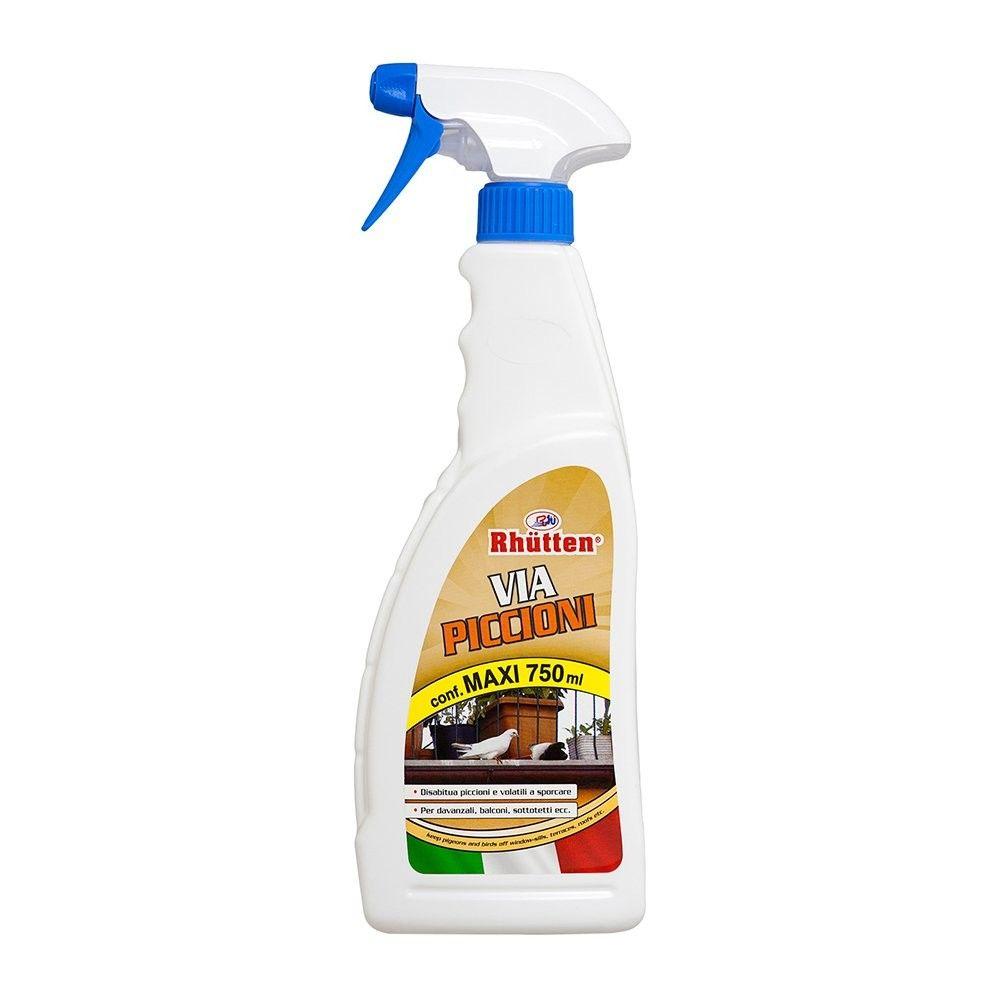 Via piccioni disabituante spray ml 750 RHUTTEN