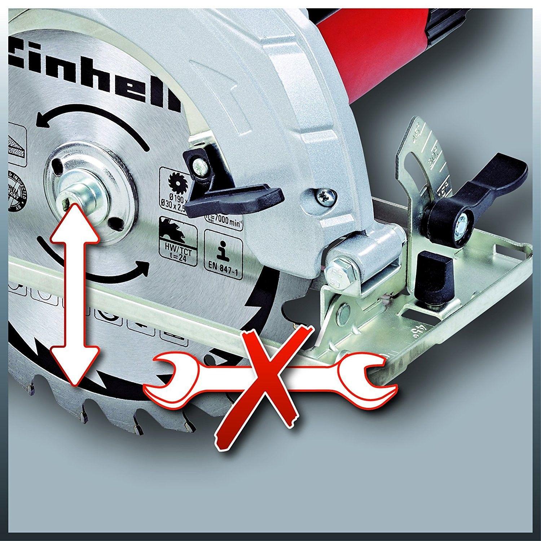 Sega Circolare, 1400 W TH-CS 1400/1 EINHELL 4330937