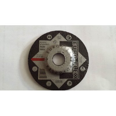 Disco per taglio metalli d. mm 115 x 3,2 foro 22,23