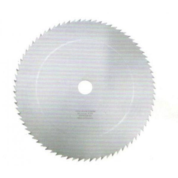 Disco per legno Ø 300 in acciaio 80 denti foro 30 mm