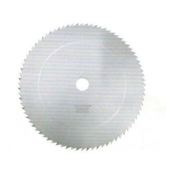 Disco per legno Ø 150 in acciaio 80 denti foro 15 mm