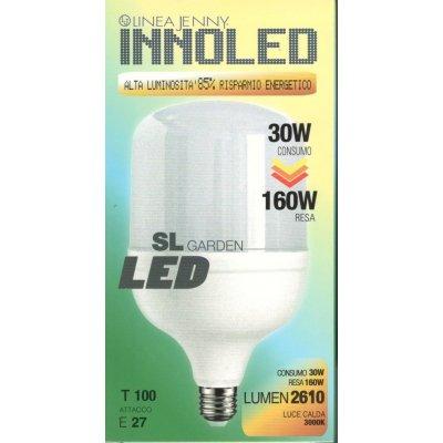 Lampadina LED modello SL 30w E27 3000K