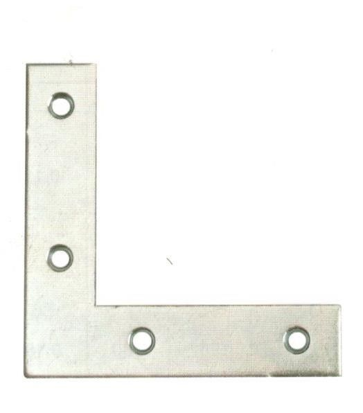 Angolo di rinforzo cm 20 x 20 larghezza mm 18 tipo pesante