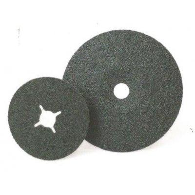 Disco fibrato al carburo di silicio d. 115