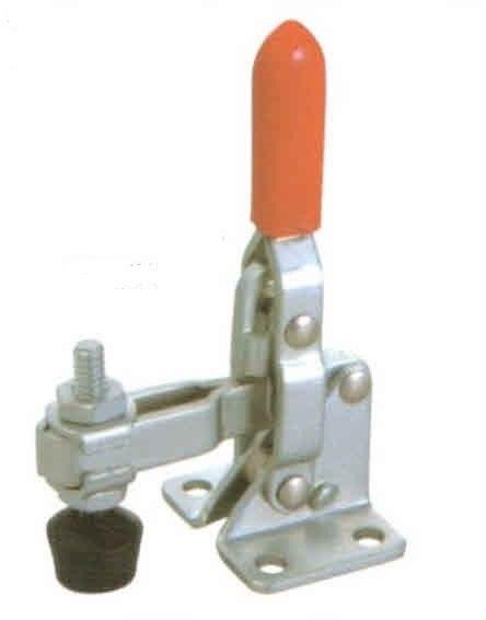 Morsetto pressore verticale 140 mm forza Kg 227 modello 04CH