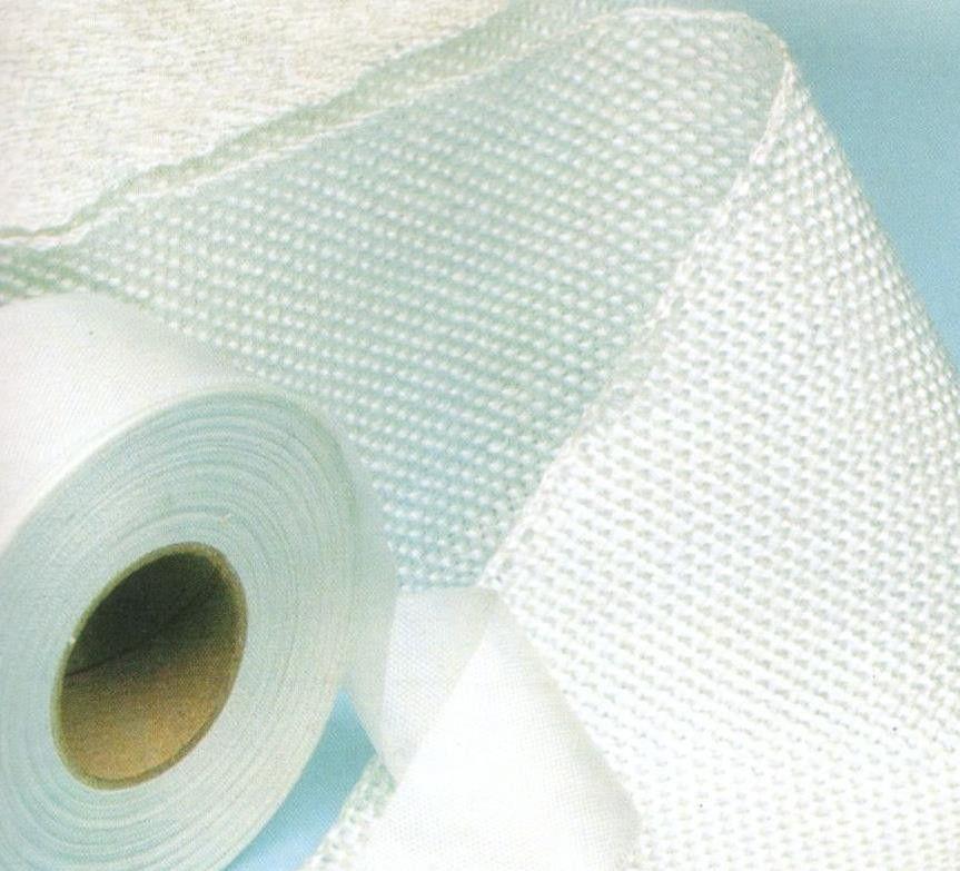 Nastro fibra di vetro mm 25 x 3 resistente ad alte temperature