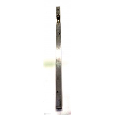 Catenaccio ad unghia cm 40 frontale mm 18 in ferro grezzo serie media
