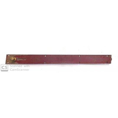 Catenaccio sottolama cm 50 tipo pesante in ferro verniciato