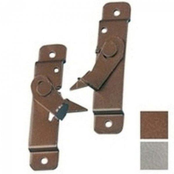Bloccatapparelle laterale bronzato DX + SN tipo A - Articoli di ferramenta  - Le Terre Piane