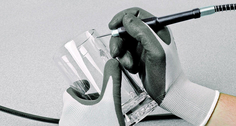 Smerigliatrice da Banco con Stelo TH-XG 75 KIT  EINHELL 4412560