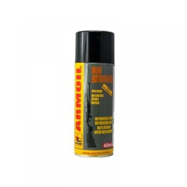 Olio speciale per armi spray 400 ml ARMOIL STAR TECH