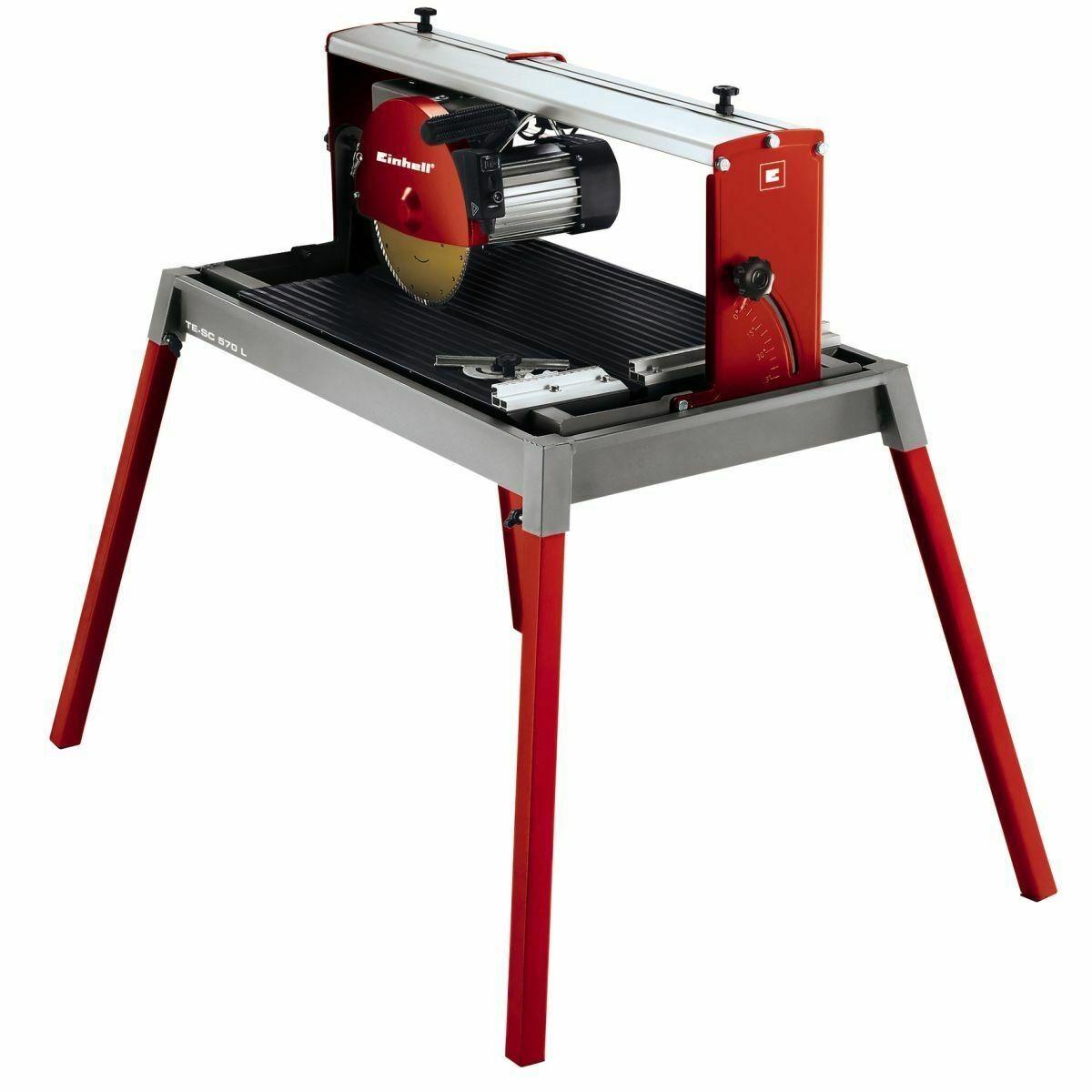 Tagliapiastrelle TE-SC 570 L con laser EINHELL 4301444