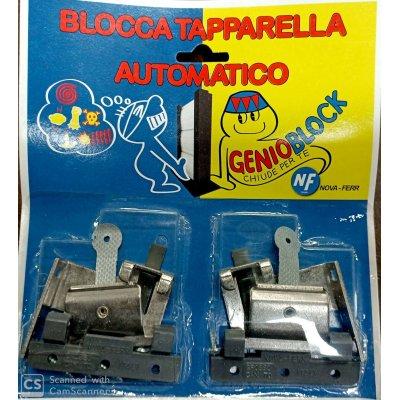 Bloccatapparelle GENIONBLOCK automatico coppia destro+sinistro