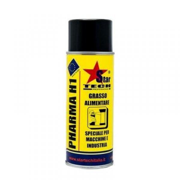 Grasso alimentare per macchine e industria spray 400 ml PHARMA H1