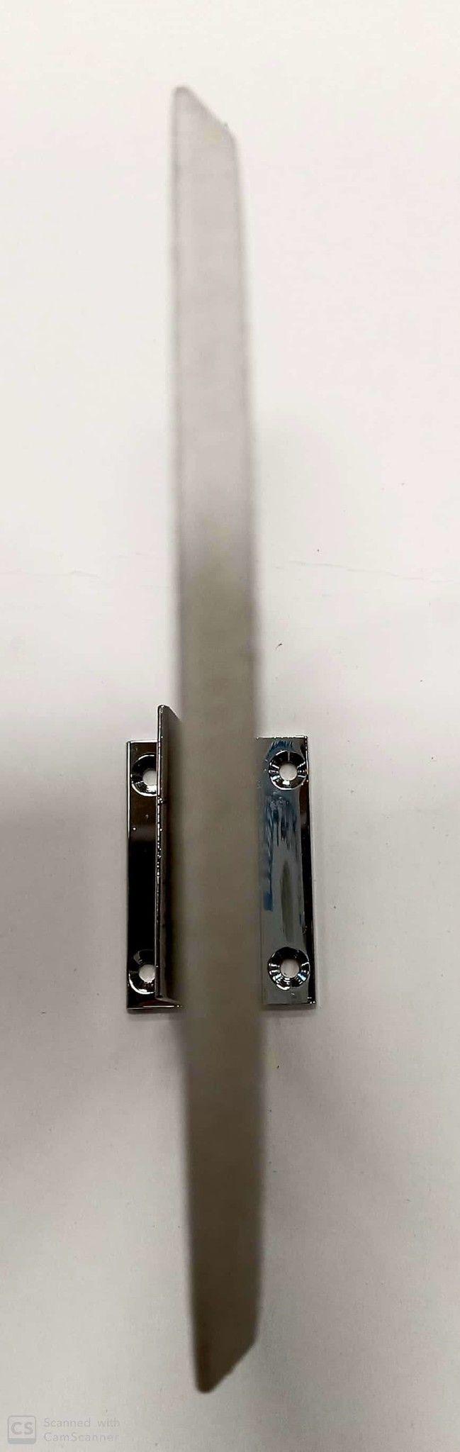 Mola abrasiva a smusso mm 150 x  6 foro 16 al corindone grana 80