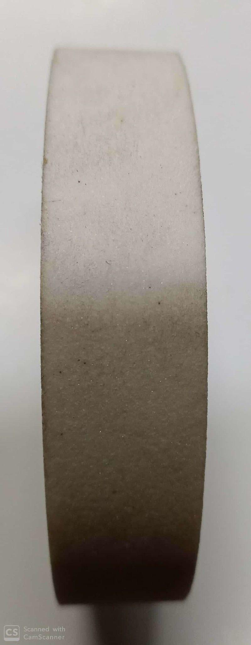Mola abrasiva ad acqua ø 100x20 foro 16 mm gr 100