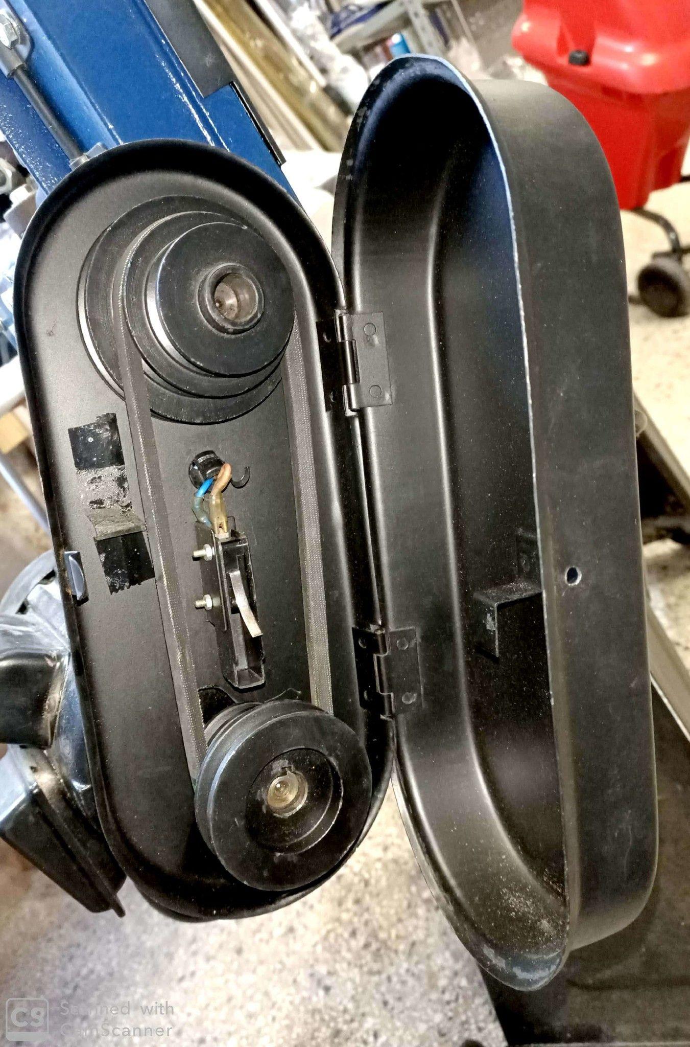 Troncatrice a nastro per metalli AXEL MT0950