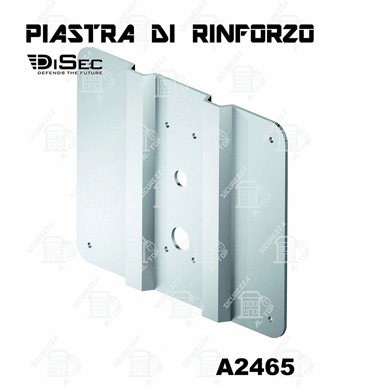 Rinforzo grecato x basculante zincato mm 300X240 DISEC