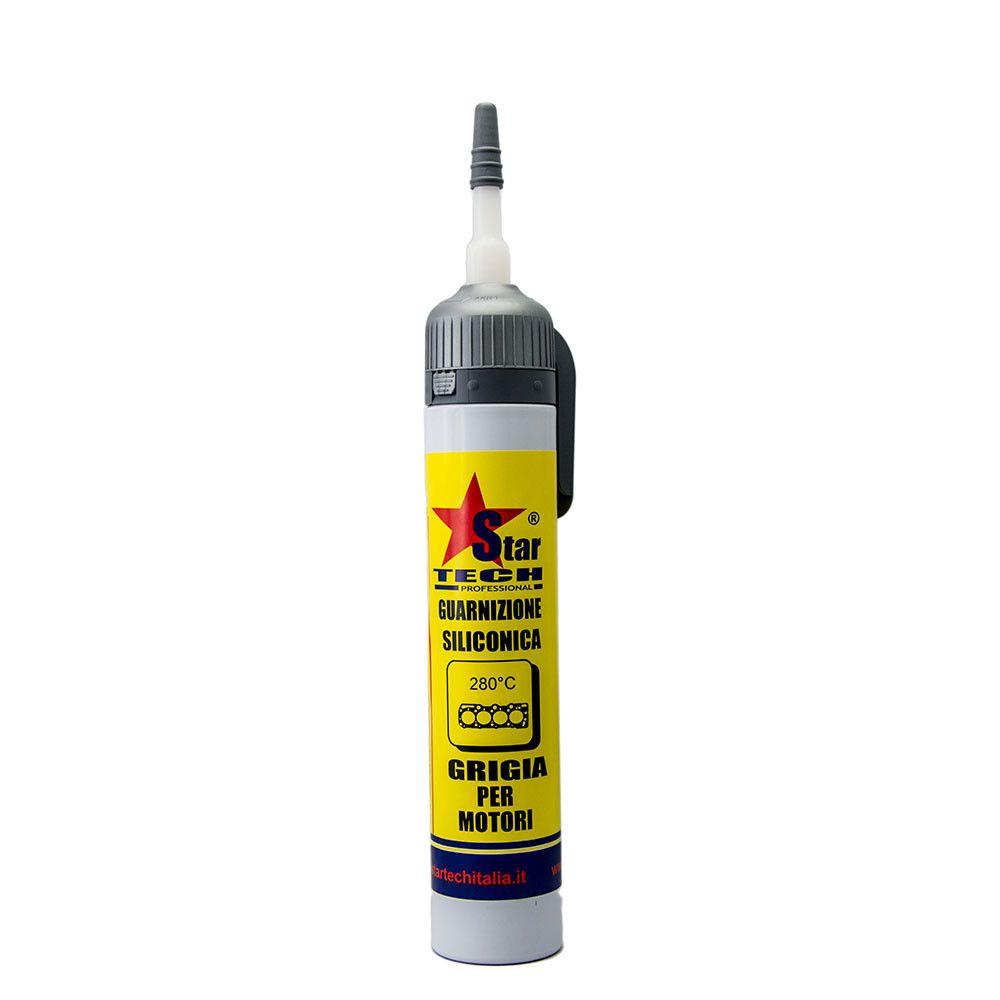 Guarnizione siliconica nera per motori tubetto 200 ml GSK 300 SIL
