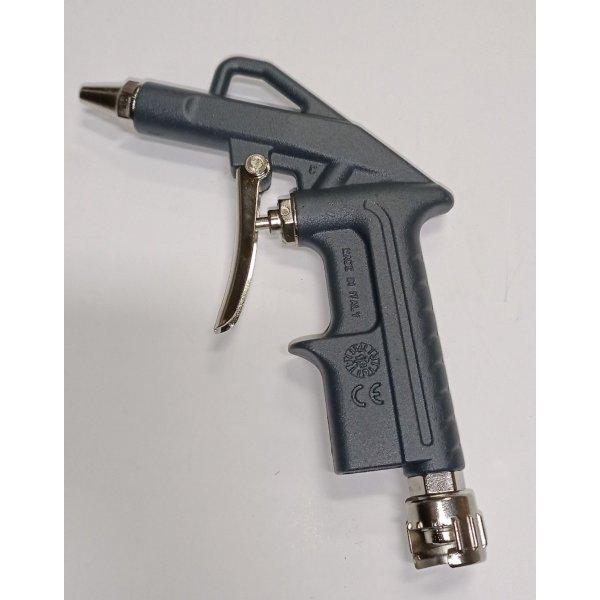 Pistola soffiaggio aria ugello conico con innesto a baionetta