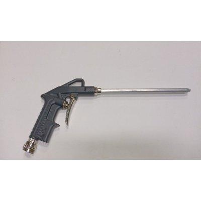 Pistola soffiaggio aria canna lunga cm 20 attacco baionetta