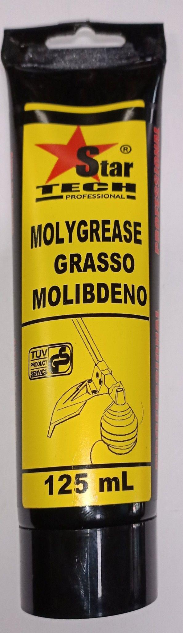 Grasso al bisolfuro di molibdeno ml 125 MOLYGREASE-2