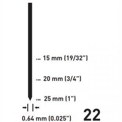 Fissatrice pneumatica per SPILLI mm 12-25 FERVI 0588/6