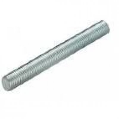 Barra filettata MA 12 lunghezza mm 1000 in ferro zincato