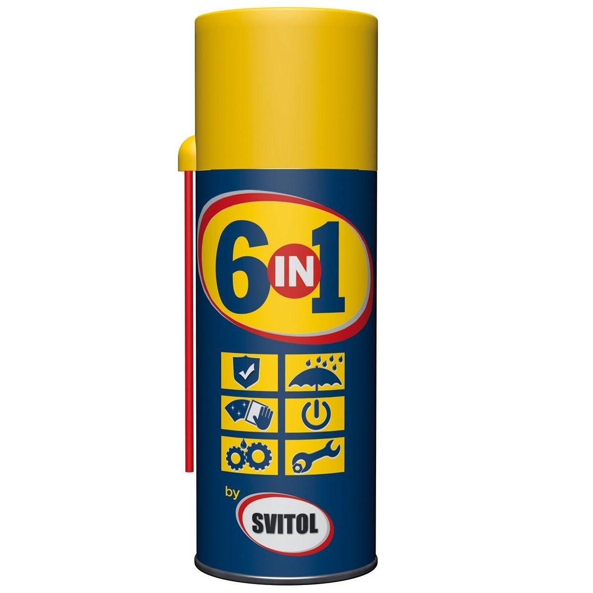 Sbloccante Spray 'Svitol 6 In 1' ml 400 AREXONS