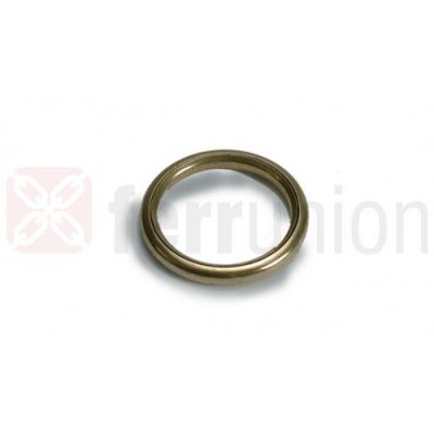 Anello tubolare in ottone mm 37-49