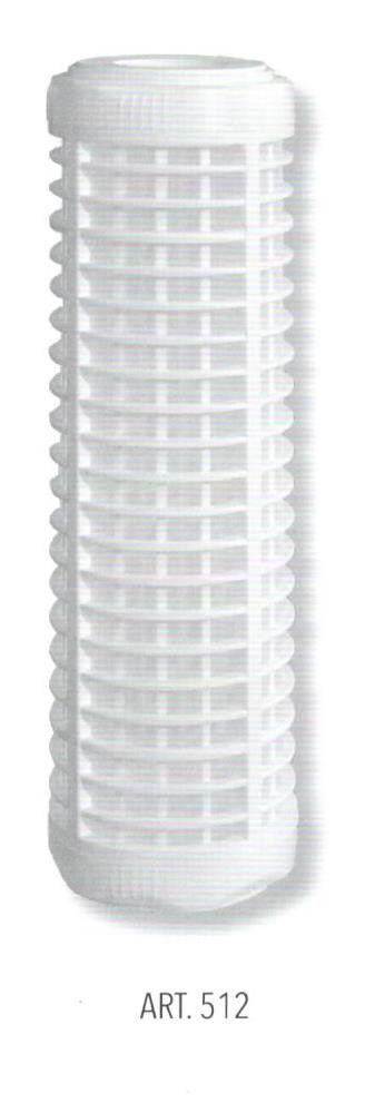 Cartuccia in rete per portafiltro BIG 10' ( cm 25 )