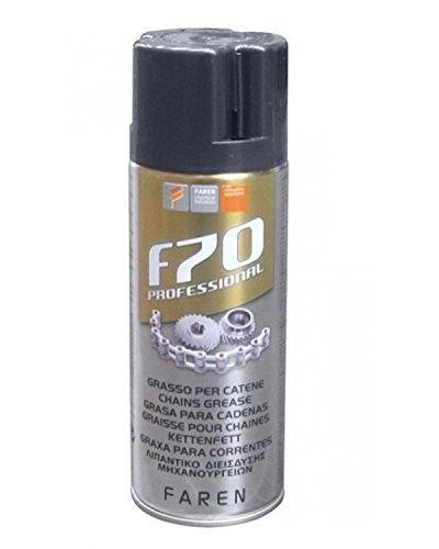 Grasso Spray per catene 'F70' ml 400 FAREN