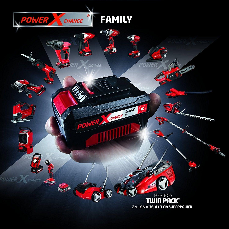 Soffiatore a batteria GE-CL 18 Li E Solo Power X-Change EINHELL 3433532