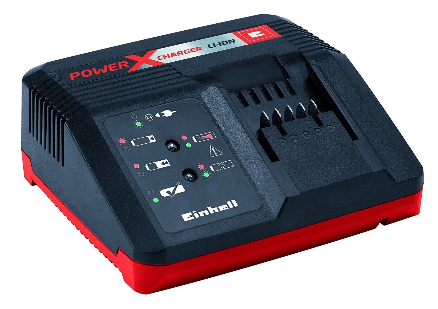 Caricabatterie rapido Power X-Change 18 V EINHELL 4512011