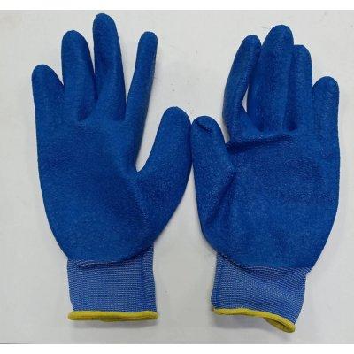 Guanto SIMPLY PRO SG850L in tessuto a maglia a base di poliestere blu
