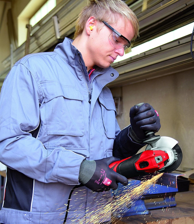 Smerigliatrice Angolare TE-AG 115 EINHELL 4430850 Testa Ingranaggi in Metallo
